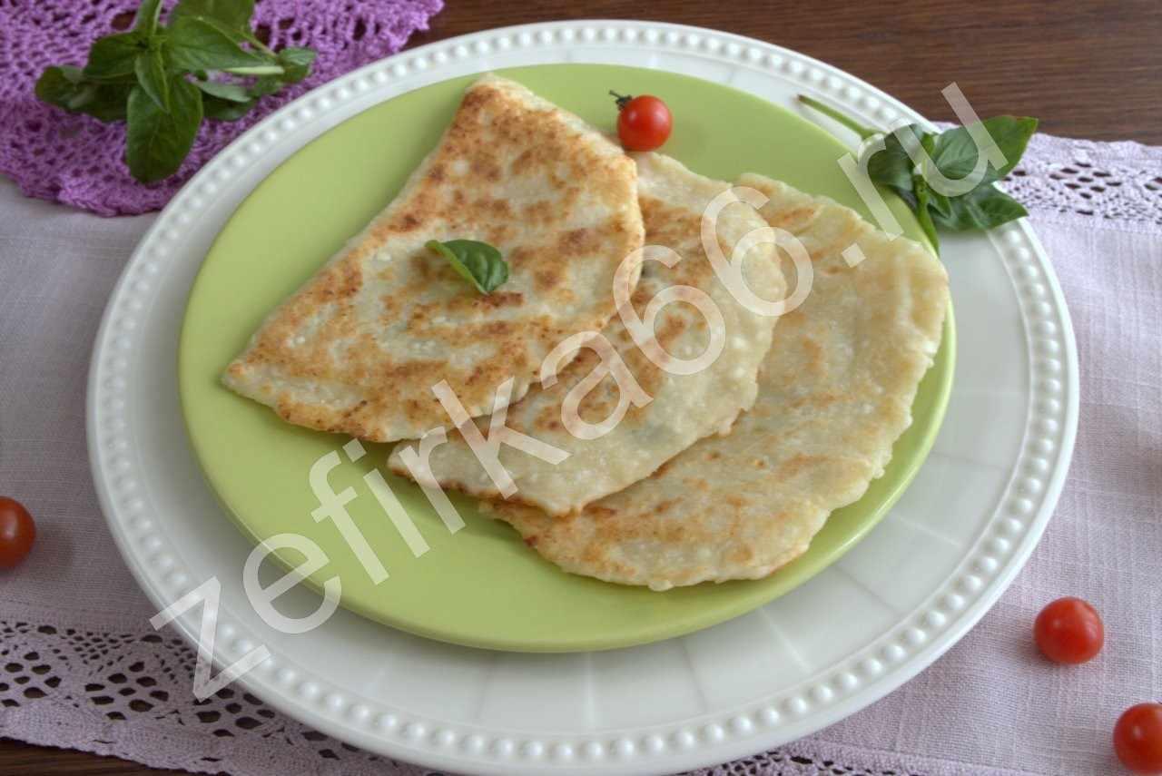 Чебуреки с капустой рецепты с пошаговым фото
