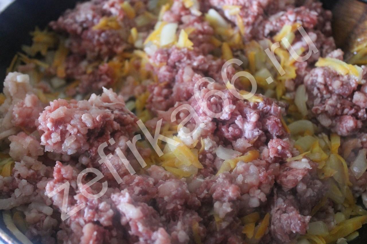 Рецепты с мясным фаршем