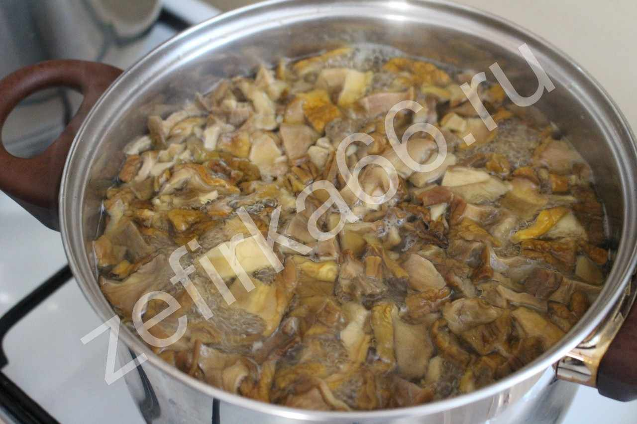 Суп с грибами и картошкой рецепт с 83