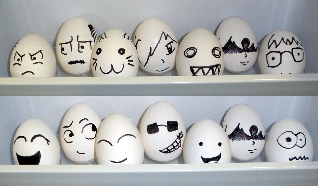 Отправить, смешные картинки из яиц